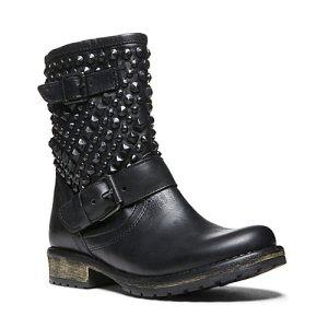 $169.95 Steve Madden Women's Marcoo Studded Booties
